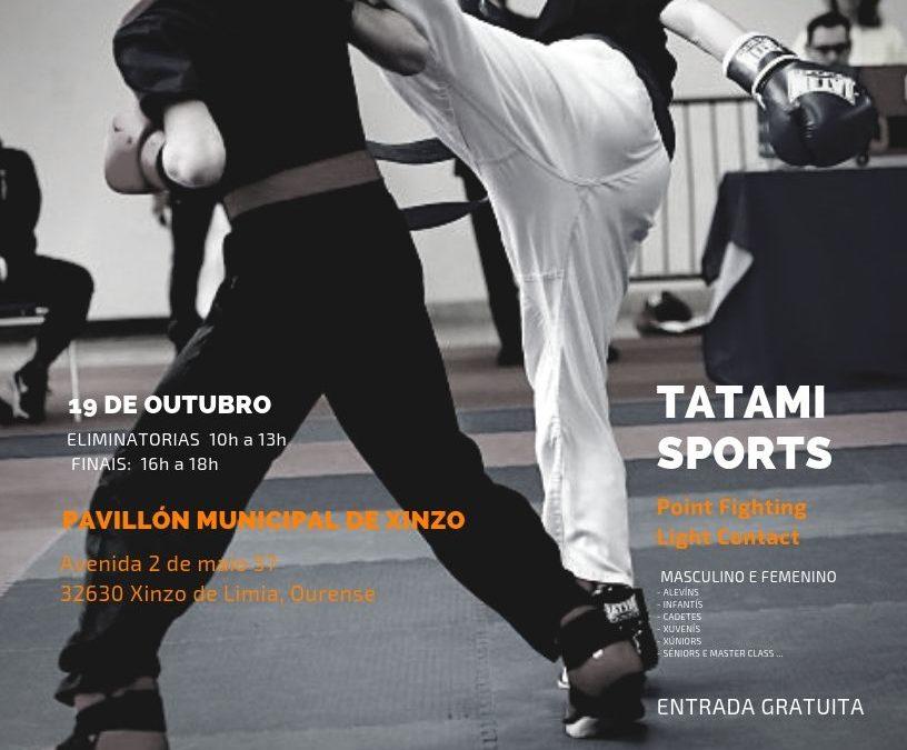 11ª Copa Deputación de Kickboxing – Ourense 2019